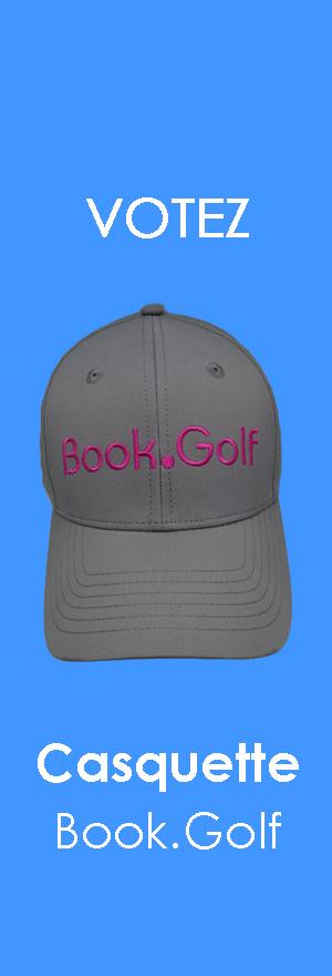 Gagnez une casquette book.golf en devenant ambassadeur